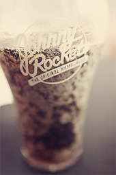 Johnny Rockets Coca Cola
